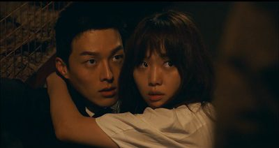 Come and Hug Me Korean Drama - Jang Ki Yong and Jin Ki Joo