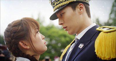 Come and Hug Me Korean Drama - Jang Ki Yong and Jin Ki Joo