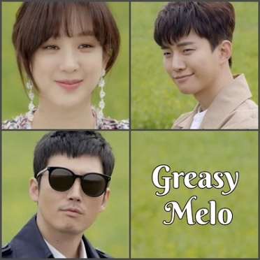 Greasy Melo (Wok of Love) Korean Drama - Jang Hyuk, Junho, and Jung Ryeo Won