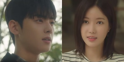 My ID is Gangnam Beauty Korean Drama - Cha Eun Woo and Lim Soo Hyang