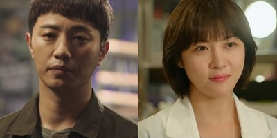 Prometheus Korean Drama - Jin Goo and Ha Ji Won