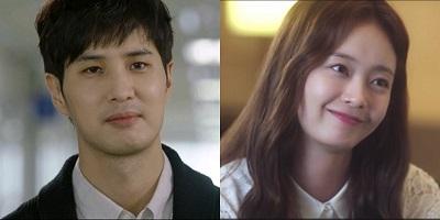 Top Star Yoo Baek Korean Drama - Kim Ji Suk and Jeon So Min
