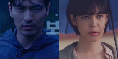 Voice 2 Korean Drama - Lee Jin Wook and Lee Ha Na