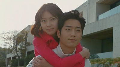 Are You Human Too Korean Drama - Seo Kang Joon and Gong Seung Yeon