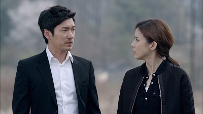 God's Gift: 14 Days Korean Drama - Jo Seung Woo and Lee Bo Young