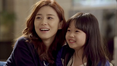 God's Gift: 14 Days Korean Drama - Lee Bo Young and Kim Yoo Bin