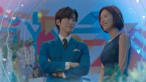 Handsome Guy and Jung Eum Korean Drama - Nam Goong Min and Hwang Jung Eum