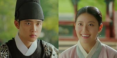 100 Days My Prince Korean Drama - D.O. and Nam Ji Hyun