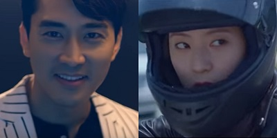 Player Korean Drama - Song Seung Heon and Krystal