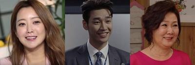 Room No. 9 Korean Drama - Kim Hee Sun, Kim Young Kwang, Kim Hae Sook