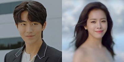 Dazzling Korean Drama - Nam Joo Hyuk and Han Ji Min