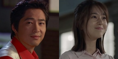 Happy If You Died Korean Drama - Kang Ji Hwan and Baek Jin Hee