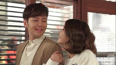 Pretty Man (Bel Ami) Korean Drama - Jang Geun Suk and IU