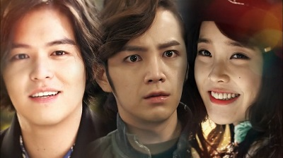 Pretty Man (Bel Ami) Korean Drama - Jang Geun Suk, IU, Lee Jang Woo