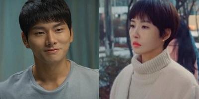 Red Moon, Blue Sun Korean Drama - Lee Yi Kyung and Kim Sun Ah