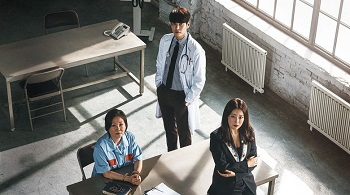 Room No 9 Korean Drama - Kim Young Kwang, Kim Hee Sun, Kim Eun Suk