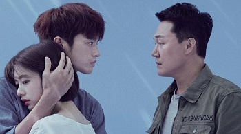 The Smile Has Left Your Eyes Korean Drama - Seo In Guk, Jung So Min, Park Sung Woong