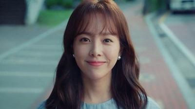 Familiar Wife Korean Drama - Han Ji Min