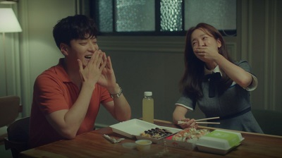 Familiar Wife Korean Drama - Jang Seung Jo and Han Ji Min
