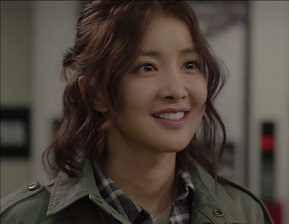 What's the Problem, Poong Sang? Korean Drama - Lee Shi Young