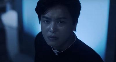 Priest Korean Drama - Yeon Woo Jin
