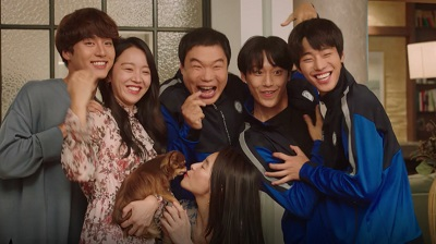 Thirty But Seventeen Korean Drama - Yang Se Jong, Shin Hye Sun, Ahn Hyo Seop, Ye Ji Won