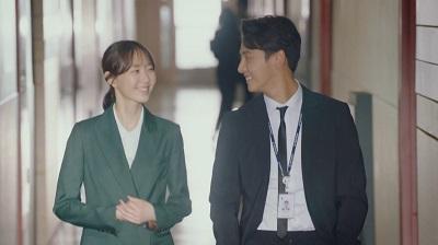 Your Honor Korean Drama - Yoon Shi Yoon and Lee Yoo Young
