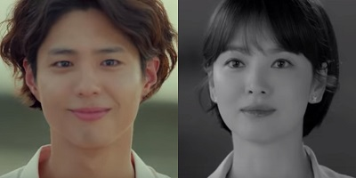 Park Bo Gum and Song Hye Kyo in Lovely First Trailer for