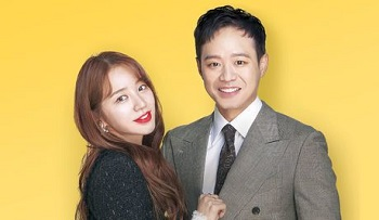 Love Alert Korean Drama - Chun Jung Myung and Yoon Eun Hye