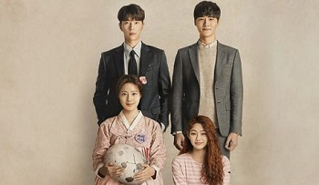 Mama Fairy and the Woodcutter Korean Drama - Yoon Hyun Min, Moon Chae Won, Seo Ji Hoon