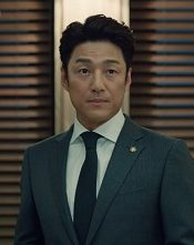 Designated Survivor Korean Drama - Ji Jin Hee