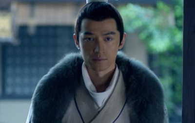 Bambu: Nirvana in Fire Chinese Drama - Hu Ge