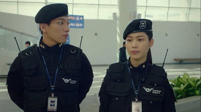 Where Stars Land Korean Drama - Kim Kyung Nam and Lee Soo Kyung