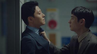 Where Stars Land Korean Drama - Lee Je Hoon and Lee Dong Gun