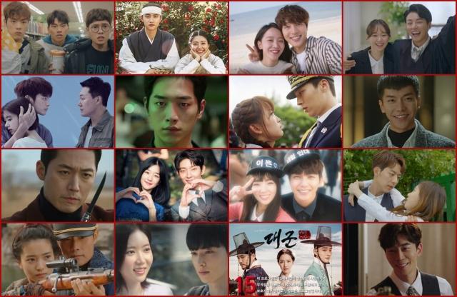 Best Korean Dramas of 2018 - Kim Jung Hyun, Lee Yi Kyung, Son Seung Won, D.O., Nam Ji Hyun, Yang Se Jong, Shin Hye Sun, Seo In Guk, Jung So Min, Park Sung Woong, Seo Kang Joon, Jang Ki Yong, Jin Ki Joo, Lee Seung Gi, Jang Hyuk, Lee Joon Gi, Seo Ye Ji, Yoo Seung Ho, Chae Soo Bin, Lee Jung Shin, Lee Yeo Eum, Lee Hyun Bin, Kim Tae Ri, Cha Eun Woo, Im Soo Hyang, Yoon Shi Yoon, Joo Sang Wook, Jin Se Yeon, Shin Sung Rok