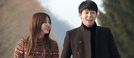I Miss You Korean Drama - Park Yoo Chun and Yoon Eun Hye