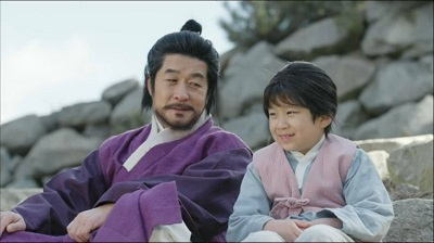 Rebel Thief Who Stole the People Korean Drama - Kim Sang Joong and Lee Ro Woon