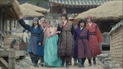 Rebel Thief Who Stole the People Korean Drama - Yoon Kyun Sang, Lee Joon Hyuk, Park Jun Gyul, Heo Jung Do, Lee Myung Hoon, Chae Soo Bin
