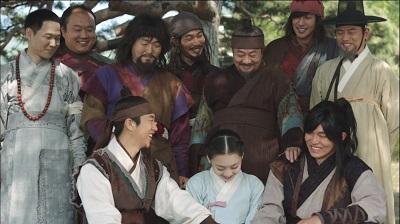 Rebel Thief Who Stole the People Korean Drama - Yoon Kyun Sang, Lee Joon Hyuk, Park Jun Gyul, Heo Jung Do, Lee Myung Hoon, Shim Hee Sub 2