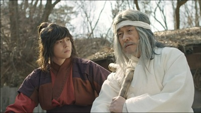 Rebel Thief Who Stole the People Korean Drama - Yoon Kyun Sang and Kim Sang Joong