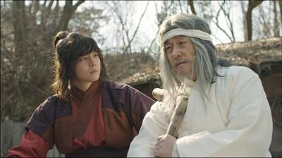 Rebel Thief Who Stole the People Korean Drama - Yoon Kyun Sang and Kim Sang Joong
