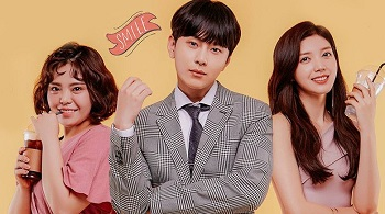 Coffee, Do Me a Favor Korean Drama - Yong Jun Hyung, Kim Min Young, Chae Seo Jin