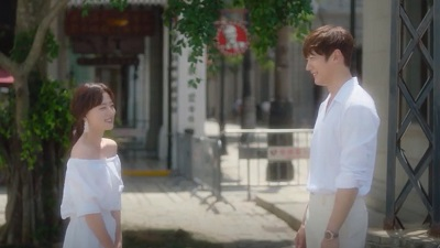 Devilish Joy Korean Drama - Choi Jin Hyuk and Song Ha Yoon