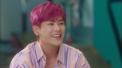 Devilish Joy Korean Drama - Hoya