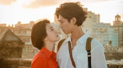 Encounter (Boyfriend) Korean Drama - Park Bo Gum and Song Hye Kyo