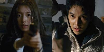 Vagabond Korean Drama - Lee Seung Gi and Suzy