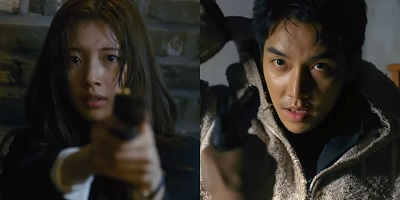Vagabond Korean Drama - Lee Seung Gi and Suzy