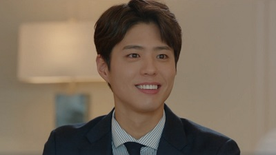 Encounter (Boyfriend) Korean Drama - Park Bo Gum