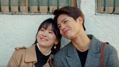 Encounter (Boyfriend) Korean Drama - Park Bo Gum and Song Hye Kyo