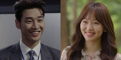 Love at First Sight Korean Drama - Kim Young Kwang and Jin Ki Joo